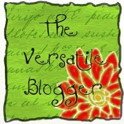 The Versatile Blogger Award! Thank you http://analindenblog.wordpress.com/2014/03/22/368/ Ann Linden!