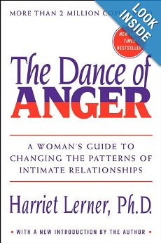 The Dance of Anger BOOK