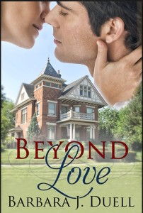 beyond love book cover